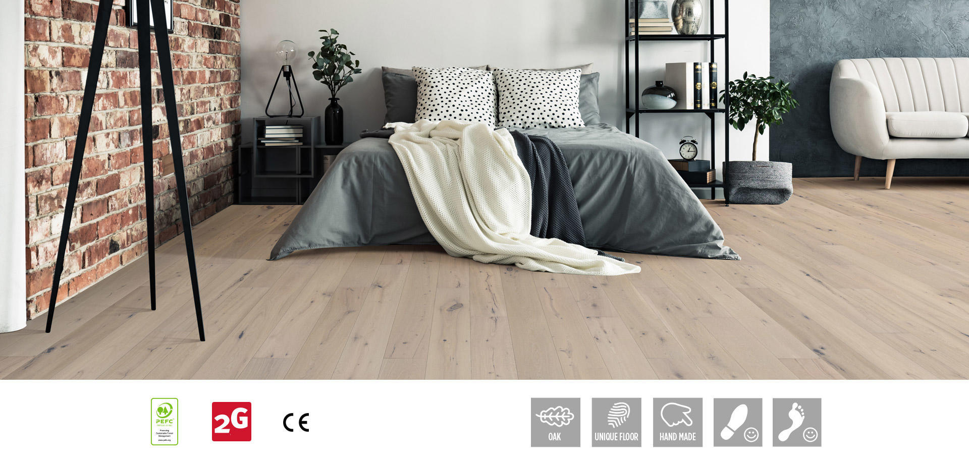Oak Misty, NQD Floors